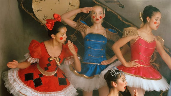 El Paso Youth Ballet and The University of Texas at El Paso will present the beloved holiday ballet at 7:30 p.m. Friday and Saturday and 2:30 p.m. Sunday at the Magoffin Auditorium on the UTEP campus.