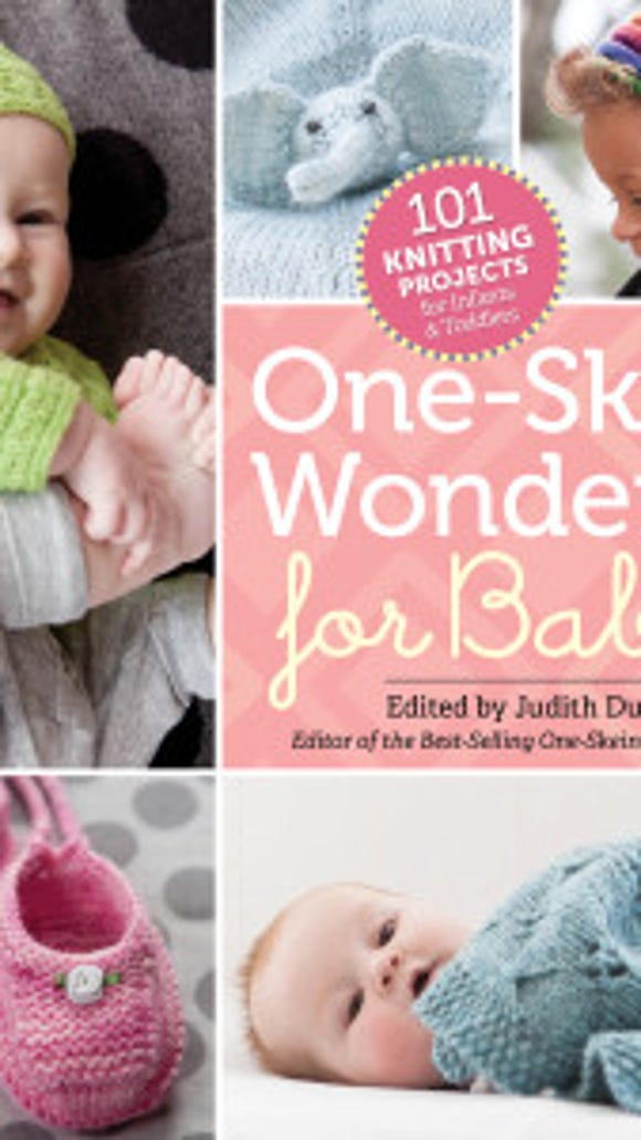 Thje Mushishi Baby Jacket and Hat was originally published in One Skein Wonders for Babies, edited by Judith Durant and is reprinted here with permission from Storey Publishing. I