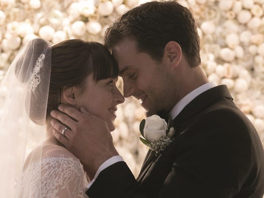 Film Title: Fifty Shades Freed