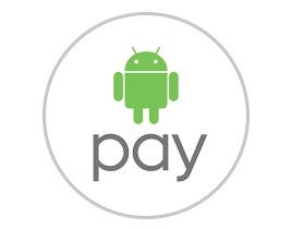 Google announced Android Pay, a digital wallet for phones using the Android operating system, on May 28, 2015