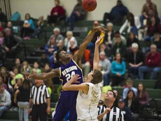 Waynesboro at Wilson boys basketball