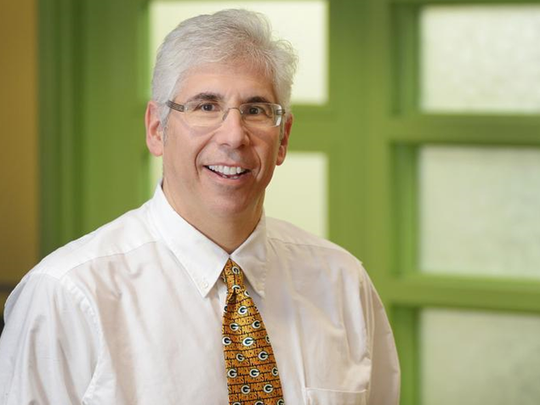 Dr. David Margolis is director of the bone marrow transplant program at Children's Hospital of Wisconsin and professor of pediatrics at the Medical College of Wisconsin.