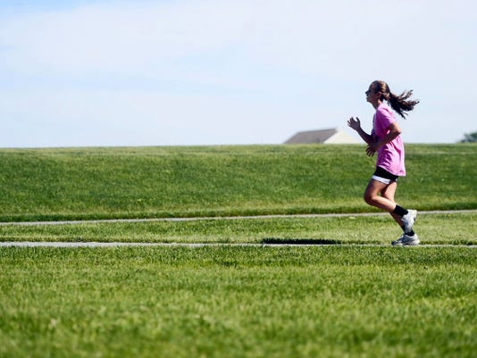 Christian School of York sophomore Nicole Shelton, 15, placed second in the 3,200-meter race at the District 3 track and field championships, earning her a spot in the upcoming state tournament.
