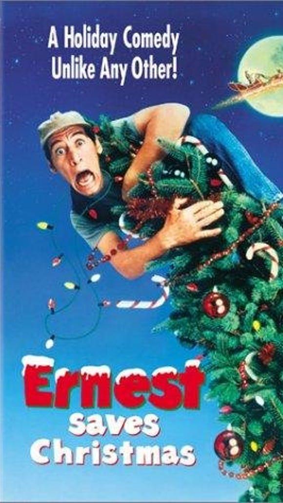 """Ernest Saves Christmas"""