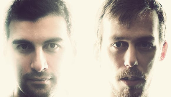 Swedish tech-house duo Pleasurekraft will perform during