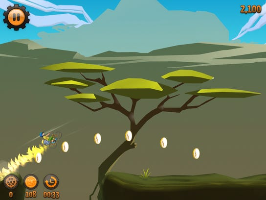 Sidekick Cycle screenshot 2