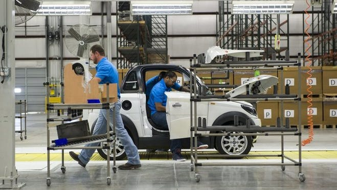 GreenTech Automotive in Tunica has laid off 20 workers.