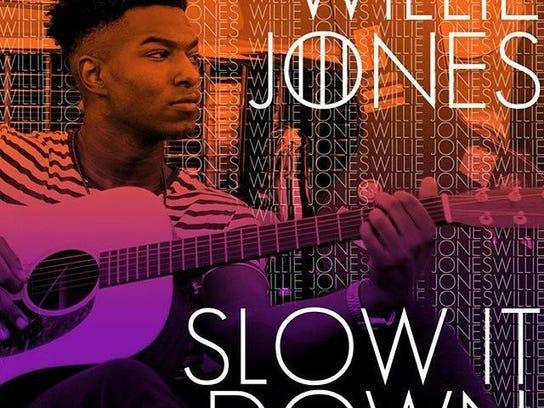 Willie Jones album art