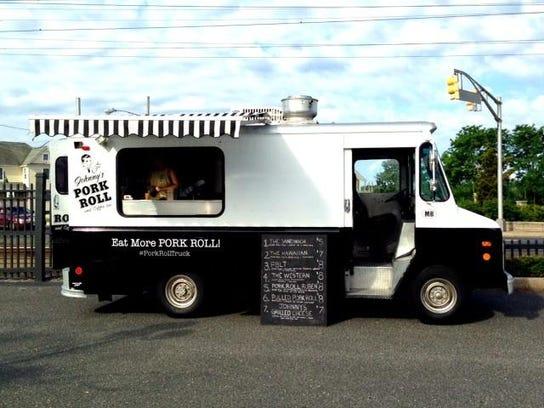 Johnny's Pork Roll food truck RUN SMALL