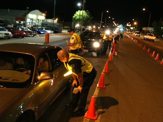 Larimer sheriff plans weekend DUI checkpoints
