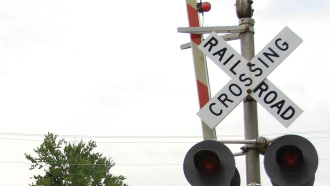 Railroad crossing projects scheduled.