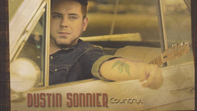 "Dustin Sonnier's new CD, ""Country,"" is riding the charts in Texas."