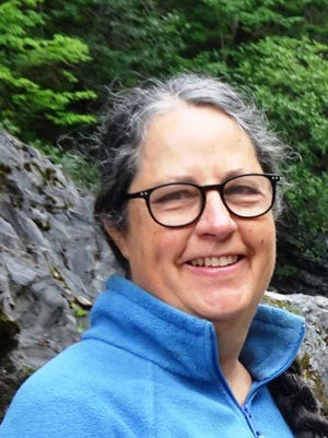 Bellingham author Marjorie Turner Hollman has completed a new book in her 'Easy Walks' series entitled 'Finding Easy Walks Wherever You Are,' now available on Amazon.
