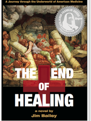 """The End of Healing: A Journey Through the Underworld"