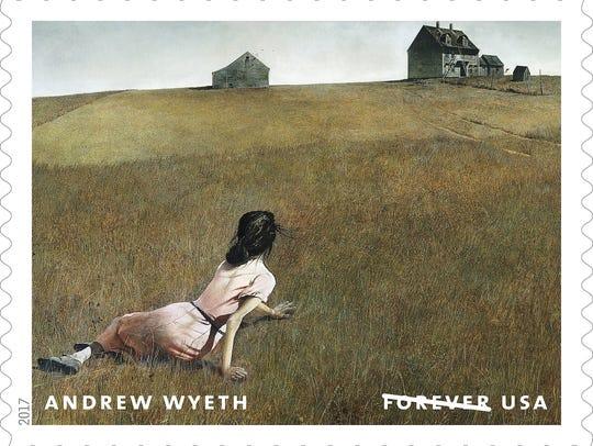 """Christina's World"" Andrew Wyeth 1948"
