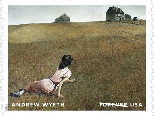 """Christina's World"" Andrew Wyeth 1948"