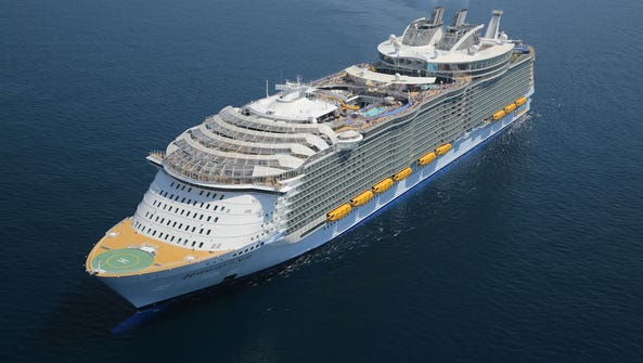 Royal Caribbean's next ship, Symphony of the Seas,