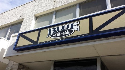 Blue 44 restaurant in Chevy Chase