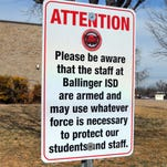 Guns-in-school debate supported on all sides in Abilene and Big Country