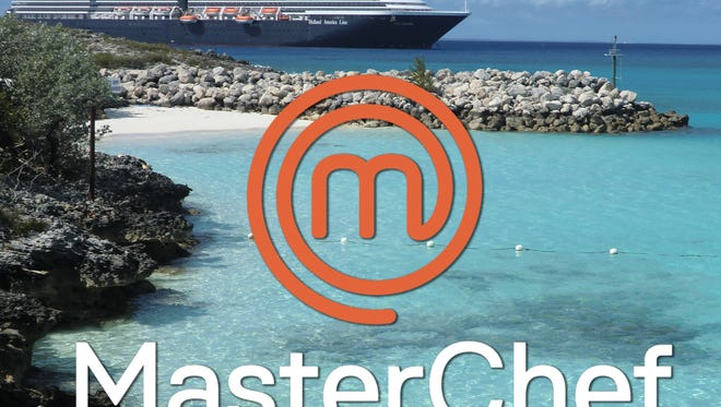 The second MasterChef cruise sets kicks off in November 2016.