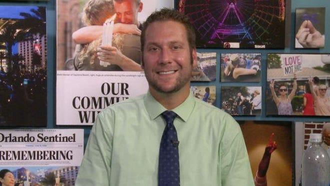 Seminole County Tax Collector Joel Greenberg.