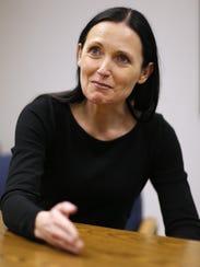 Montana Lt. Gov. Angela McLean.