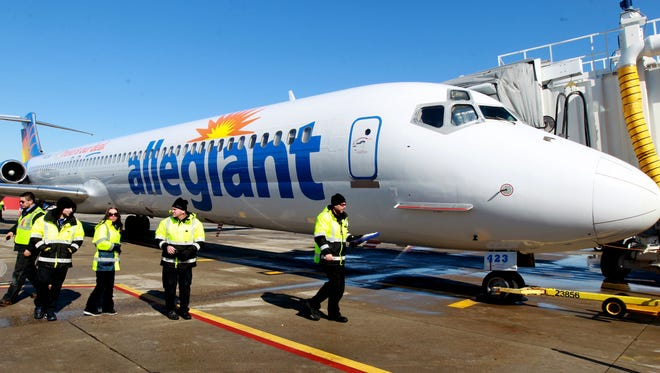 Allegiant Air is expanding its seasonal service to Myrtle Beach from CVG this year.