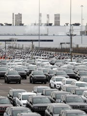 Fiat Chrysler Automobile NV's plans to invest $4.5 billion in metro Detroit plants will include production of the first three-row Jeep Grand Cherokee SUV, produced at its Jefferson North Assembly on the city's east side.