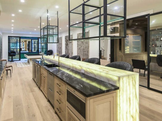 A look inside LeBron James' new jaw-dropping $23 million California mansion