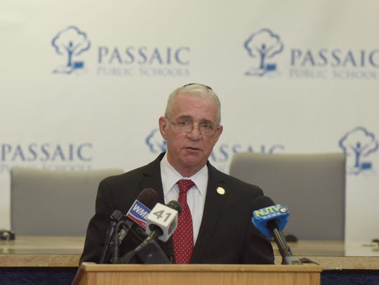 Assemblyman Gary Schaer, D-Passaic, is one of the primary sponsors of an Assembly bill that if made into law will give access to state financial aid to undocumented immigrants in New Jersey.