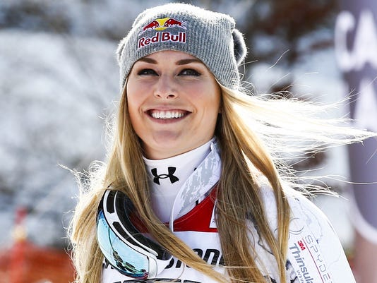 91975f1fe3d Lindsey Vonn admits she needs to be patient with latest comeback