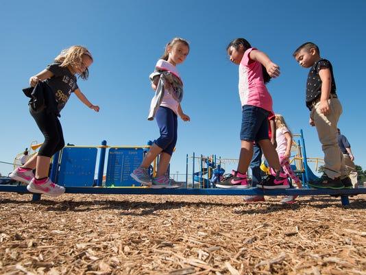 News: Adapative Playground