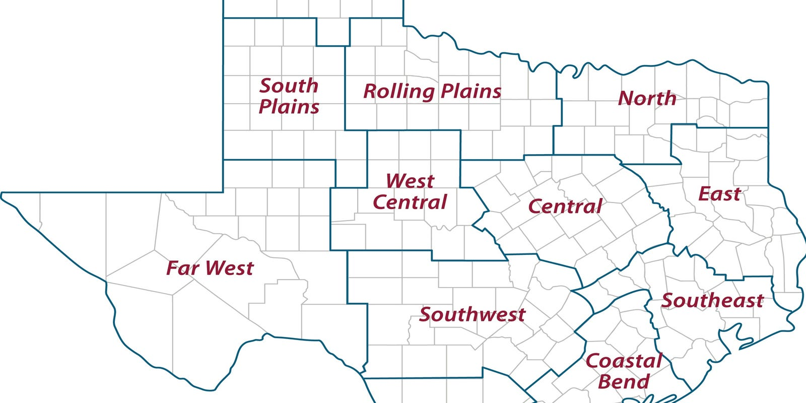 Average last frost date has passed for Abilene, much of state