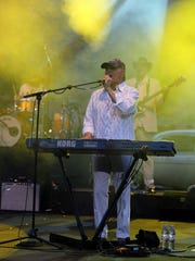 Bruce Johnston of The Beach Boys performs at Tuacahn Amphitheatre in 2013.