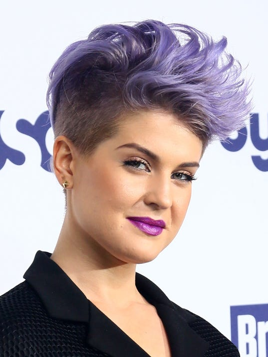 "FILE: Kelly Osbourne Quits ""Fashion Police"""