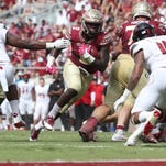 Florida State loses starting running back Jacques Patrick to a knee injury