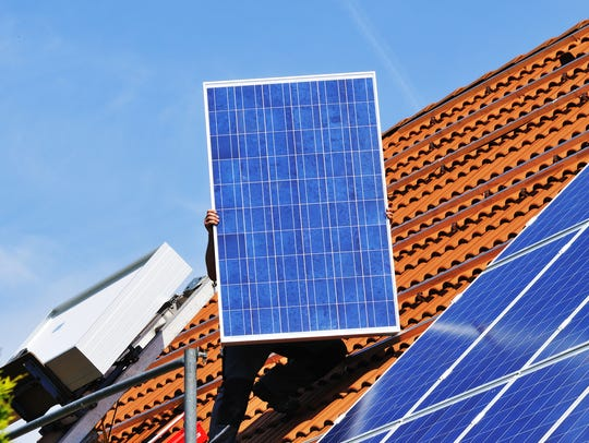 Rooftop solar installations plummeted in Nevada after