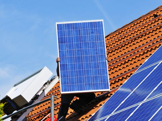 Rooftop solar installations plummeted in Nevada after rates and fees increased earlier this year.