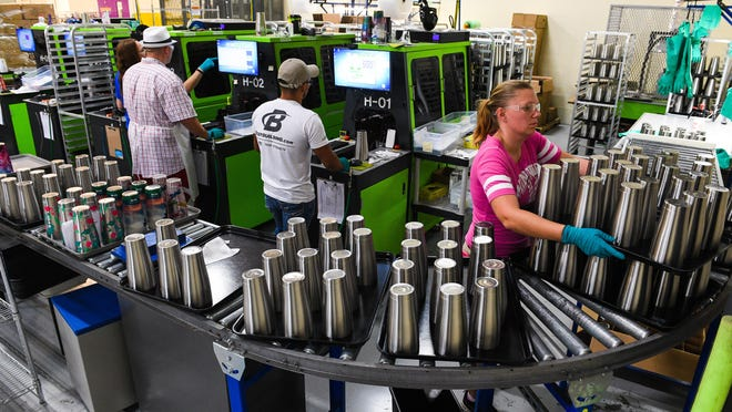 Tervis in Venice is one employer that has added regional jobs under a Sarasota County tax break program that voters approved in 2010. The incentive is up for renewal on the Nov. 3 ballot.