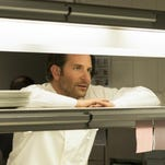 "Bradley Cooper is a chef looking for redemption in ""Burnt."""