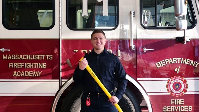 Chief Bryan LaCivita and the Raynham Fire Department recently announced that Bryan Williams graduated from the Massachusetts Firefighting Academy Nov. 4.
