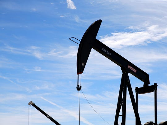 The oil drilling industry in south Monterey County