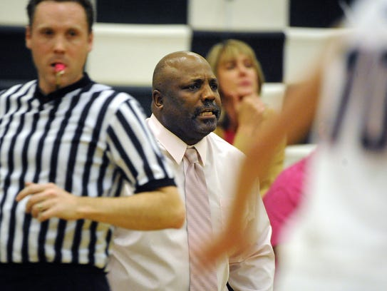 Ed Shepard decided to step down as the girls basketball