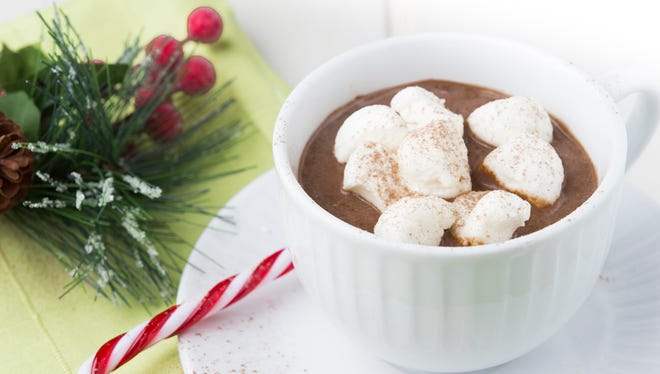 hot cocoa for special day