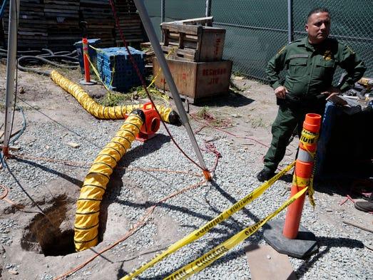 Las autoridades federales en San Diego descubrieron