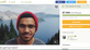 This July 16 screenshot of a GoFundMe page shows how