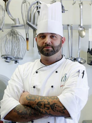 Chef Ron Lawrence, the new chef instructor at Arizona Culinary Institute.