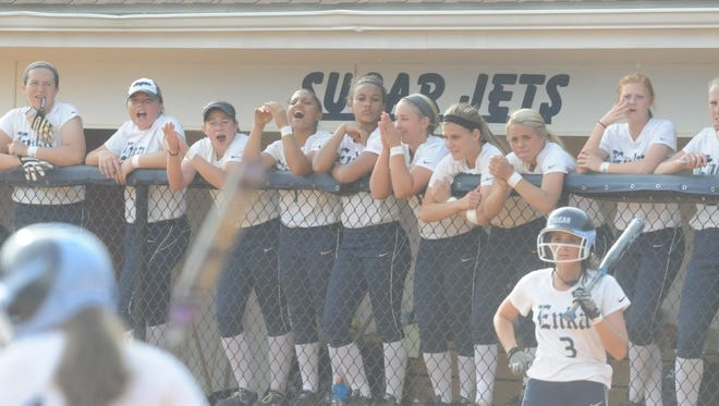 Enka is in the 3-A Western regional championship series.