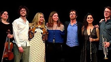 Ben Folds, Kesha and yMusic  shared the stage in Los Angeles on May 18, 2016.
