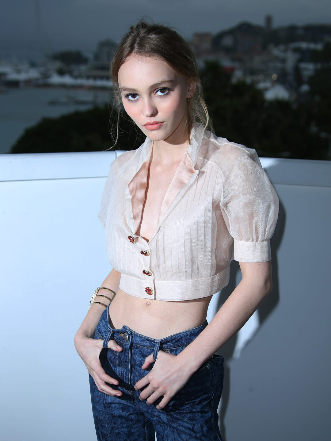 Style Diary: Lily-Rose Depp